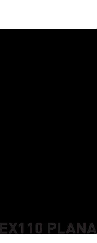 lâmina TH110