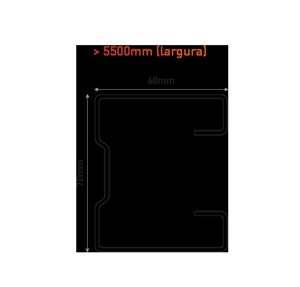 perfil maior 5500