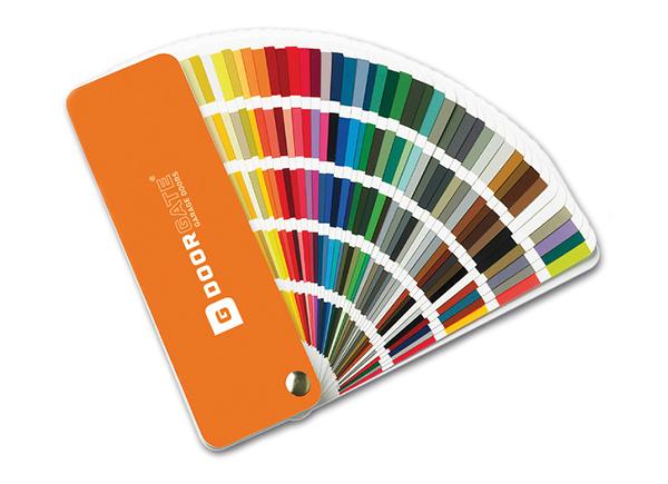 pintura cor ral