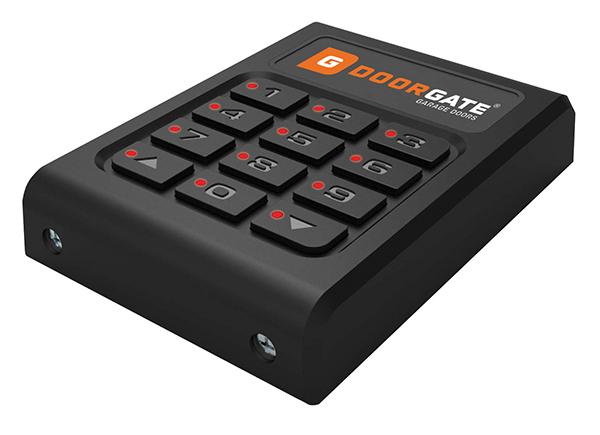 teclado bicanal Doorgate sem fios